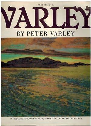 Frederick H. Varley: Peter Varley; Jean