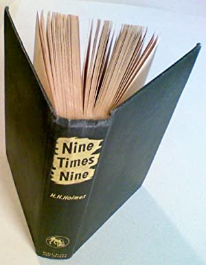 Nine Times Nine: Boucher, Anthony [as H. H. Holmes]
