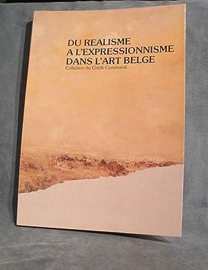 Du réalisme à l'expressionnisme dans l'art belge: DERAEVE Jacques, ea