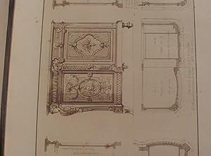L'art du mobilier, traité graphique des ameublements de styles renaissance, louis XIII,...