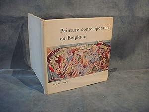 Peinture contemporaine en Belgique: WALRAVENS Jan
