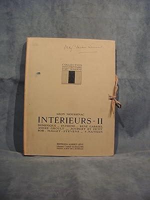 Intérieurs - II Dominique - Dufrène -: MOUSSINAC Léon