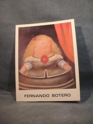 Fernando Botero, exhibition catalogue Stichting/ Fondation Veranneman: N/A