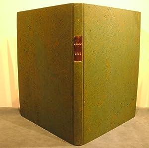 L'Elan, numéros 1 - 9 (15/04/1915 -: OZENFANT Amedée, dir.