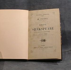 Racine et Shakspeare - Etudes sur le: STENDHAL, DE (Henry