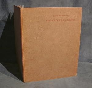 Les Sorciers de Borght (N° 1 des Editions des Amis de l'Istitut supérieur des Arts ...