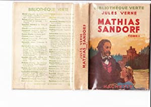 MATHIAS SANDORF Parts 1 and 2: Jules Verne