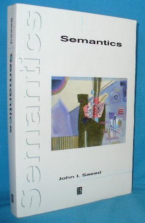 Saeed Semantics Pdf