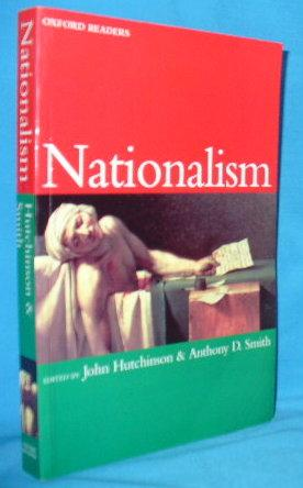 Nationalism: Hutchinson, John and