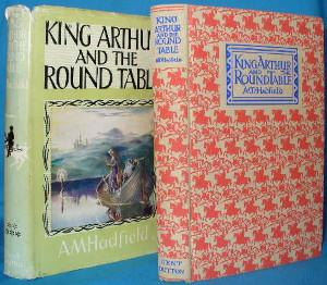 King Arthur and the Round Table: Hadfield, Alice M.