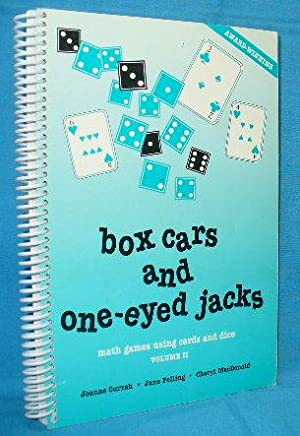 Box Cars and One-Eyed Jacks : Math: Currah, Joanne /