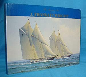 The Marine Art of J. Franklin Wright: Wright-Popescul, Jean -
