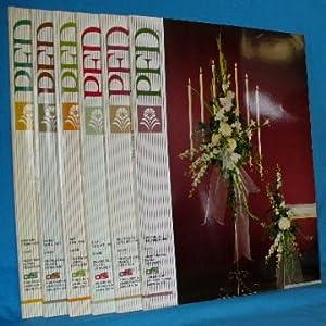 PFD - Professional Floral Designer 1993 Complete - 6 Volumes