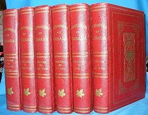 Encyclopedia of Canada. 6 Volume Set: Wallace, W. Stewart [ed]