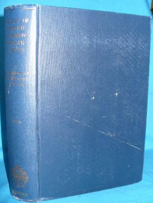 Survey of British Commonwealth Affairs Volume I Problems of Nationality 1918-1936: Hancock, W.K.