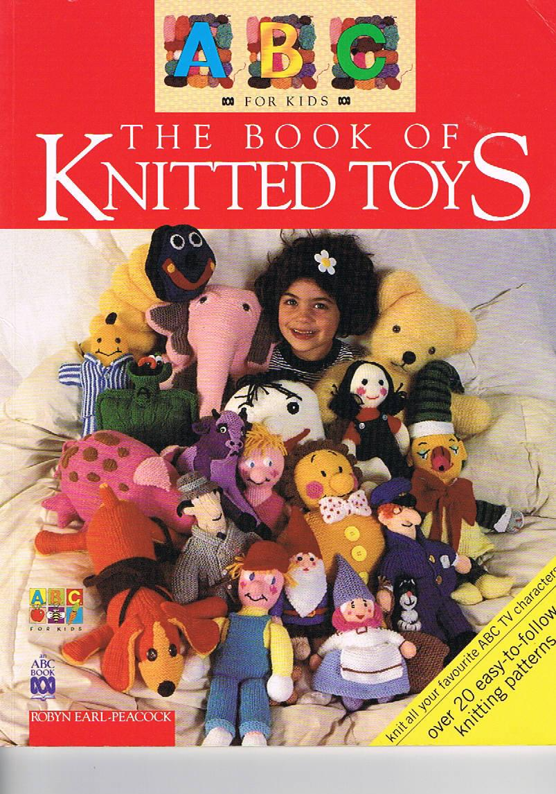 Knitted Toys Book
