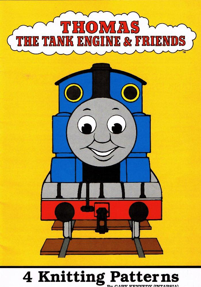 Thomas The Tank Engine And Friends Toys By Alan Dart Knitting