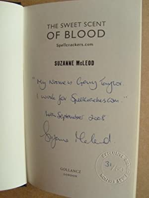 The Sweet Scent of Blood: McLeod, Suzanne