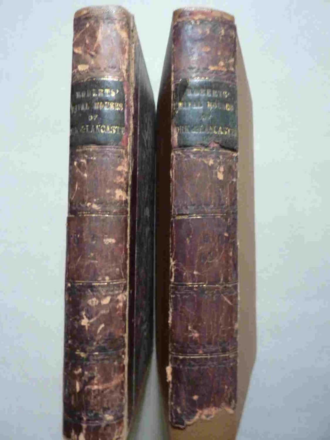 Memoirs of the Rival Houses of York and Lancaster Roberts, Emma