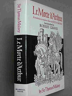 Le Morte d'Arthur: Malory, Sir Thomas.: