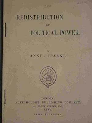 The Redistribution of Political Power