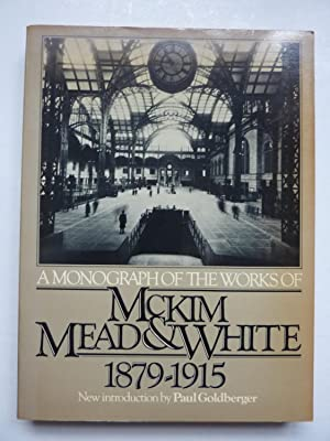 Monograph of the Works of McKim, Mead