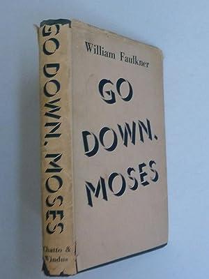 Go Moses Down: Faulkner, William