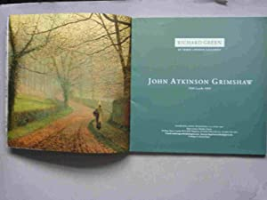 John Atkinson Grimshaw 1836-Leeds-1893