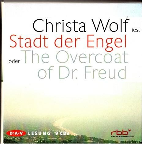 Stadt der Engel oder The Overcoat of Dr. Freud - Wolf, Christa