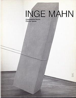 Inge Mahn. Gegenstände. Räume.: Mahn, Inge: