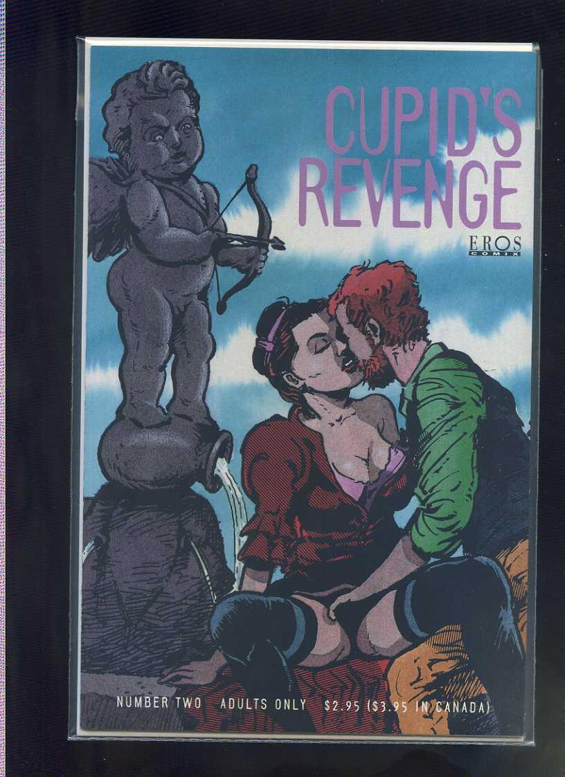 xxx comic books