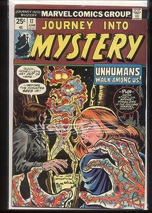Journey Into Mystery 17 VF- (1972) Marvel