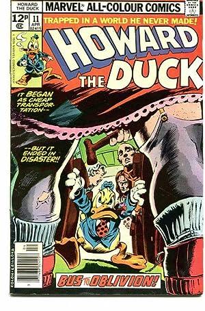 Howard the Duck 11 Fine Pence UK