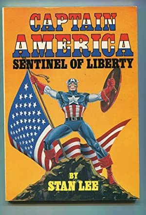 Captain America Sentinel of Liberty VF TPB 1st Printing CBX1ZA Comic Book