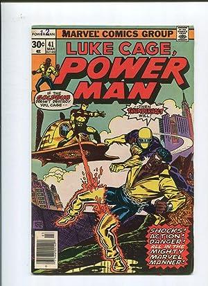 Luke Cage Power Man 41 Fine Hero