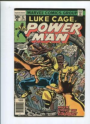 Luke Cage Power Man 42 Fine/VF Hero