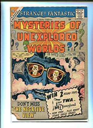 Mysteries of unexplored worlds 17 reader (1956)
