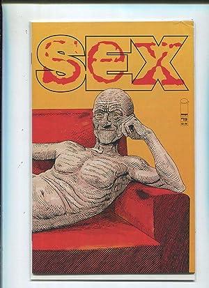 Sex #19 Saturn Caesars Unread New /