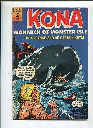 Kona Monarch Of Monster Isle #18 Fine