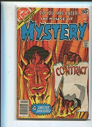 The House Of Mystery #260 Very Good