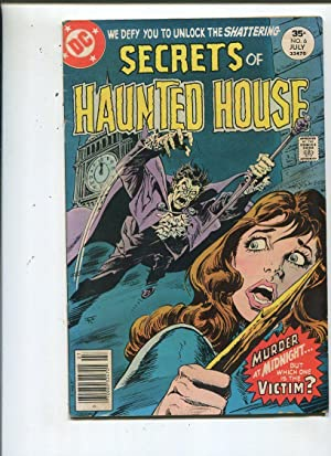 Secrets Of Haunted House #6 Very Good