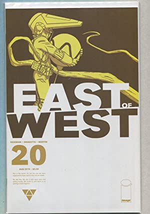East Of West #20 Aug. 2015 Hickman