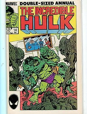 The Incredible Hulk ANNUAL #14 NM 1985