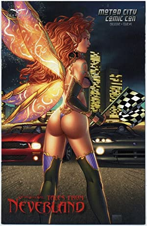 GRIMM FAIRY TALES FROM NEVERLAND #1 Motor