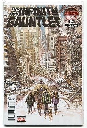 Infinity Gauntlet Abebooks