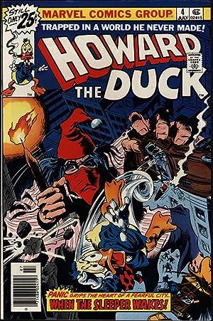 Howard The Duck #4 Near Mint When