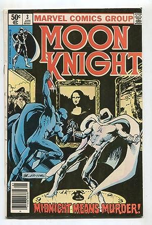 Moon Knight #3 VF Midnight Means Murder