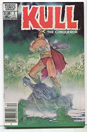 Kull The Conqueror #3 NM Marvel Comics