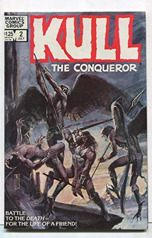 Kull The Conqueror #2 NM Marvel Comics