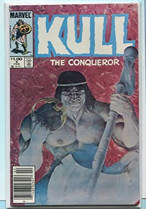Kull -The Conqueror #4 NM Marvel Comics